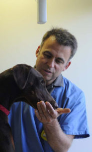 Vétérinaire Thierry Boulet