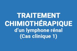 Traitement chimiothérapique