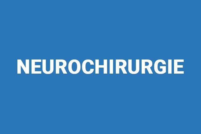 Cas de neurochirurgie sur un Bouledogue Français